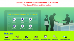 visitor management softwares
